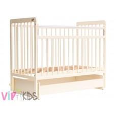 Детская кроватка Bambini Euro Style М 01.10.04