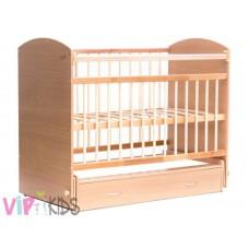 Детская кроватка Bambini Elegance М 01.10.07