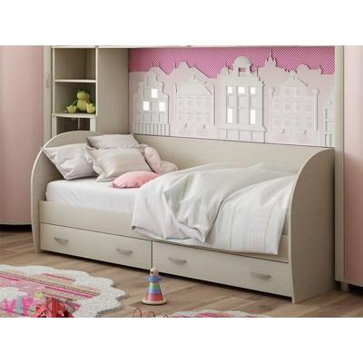 Кровать подростковая Лером КР-113
