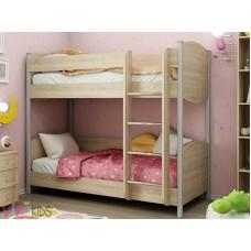 Кровать подростковая двухъярусная Лером КР-123